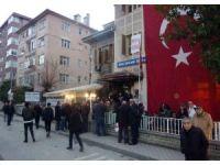 Müjdat Gezen Sanat Merkezi'ne yapılan saldırı protesto edildi