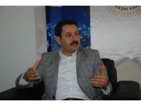 """MHP'li Başkan Çalışkan: """"CHP'nin tabanı da dahil olmak üzere bu anayasaya evet diyecektir"""""""