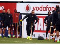 Beşiktaş'ta Hapoel Beer Sheva maçı hazırlıkları tamam