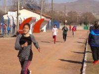 Gülşehir'de atletizm seçme yarışları yapıldı