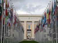Suriye konulu Cenevre 4 görüşmeleri başladı