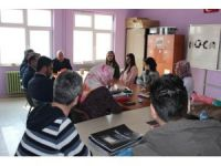 Müdür Cırıt'tan okul ziyareti