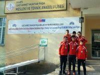 Kars GAMP Lisesi Türkiye Kros Şampiyonası'na katılacak