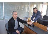 Fatsa'da yeni kimlik kartına 5 bin başvuru