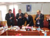 Muş'ta altyapı projesinin protokolleri imzalandı