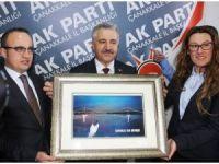 """Bakan Arslan: """"Anayasa değişikliği ülkemizin istikbali ve istiklali için olmazsa olmazdır"""""""