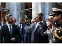 Pakistan Başbakanı Şerif TBMM'de