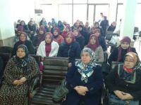 Kuran-ı Kerim kursu öğrencilerine ilk yardım eğitimi