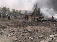 Bab'ın kuzeyindeki ÖSO karargahına bombalı araçla saldırı