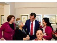 """Başkan İmamoğlu: """"Kadın emeğinin olduğu yerde iyilik olur"""""""
