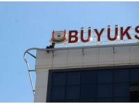Şanlıurfa Büyükşehir Belediyesinde intihar girişimi