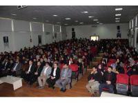 İsrail zindanlarını konferansta anlattı