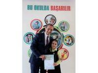 İhlas Eğitim Kurumları öğrencisinden uluslararası başarı