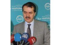 Diyanet İşleri Başkan Yardımcısı Prof. Dr. Mehmet Emin Özafşar: