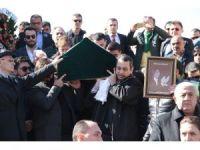 İşadamı Mehmet Kazancı'nın vefat eden oğlu son yolculuğuna uğurlandı