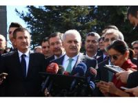 Başbakan Yıldırım'dan af tartışmalarına cevap