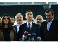 AK Parti, referandum tanıtımını yarın Arena Spor Salonu'nda yapacak
