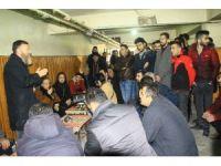 CHP'li Atıcı Hakkari'de protesto edildi