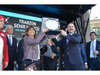 Trabzon Şehir Müzesi törenle ziyarete açıldı