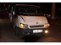 Elazığ'da minibüsün çarptığı babaanne öldü, torunu ağır yaralı