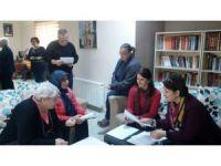 İzmit'te emeklilere kemik taraması eğitimi
