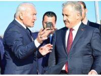 Lapseki'de Yat Limanı Projesine Bakan Arslan'dan destek