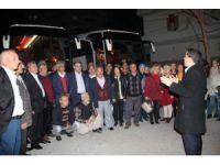 AK Parti Mezitli Ankara'ya çıkartma yaptı