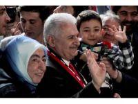 Başbakan Yıldırım, Ankara Arena'da