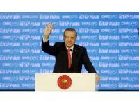 """Cumhurbaşkanı Erdoğan: """"140 karaktere sığdırılmış aforizmalarla ancak yarım porsiyon aydın olunabilir"""""""