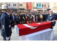 Şehit Uzman Çavuş Selman Çelik son yolculuğuna uğurlandı