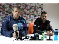 Alanyaspor - Adanaspor maçının ardından