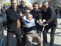 Eylem yapmak isteyen KESK'liler 43'üncü kez gözaltına alındı