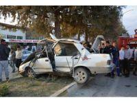 Korkuteli'deki trafik kazasında ölü sayısı 3'e çıktı
