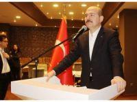 """İçişleri Bakanı Soylu; """"Dünyada bir ülke varsa demokrasiyi hak eden o Türkiye'dir"""""""