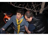 19 Yaşındaki Genç Film Gibi Operasyon İle Kurtarıldı