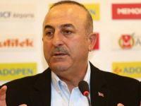 Dışişleri Bakanı Çavuşoğlu: Bizim sabrımızı zorlamasınlar