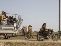 Rejimin kontrolündeki Tadif'ten 2 bin kişi göç etti