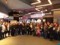 Eskişehir Ülkü Ocaklarından otistik ve down sendromlu çocuklar için sinema etkinliği