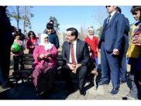 Başkan Atilla: Halkla el ele vererek şehrimizi kalkındıracağız