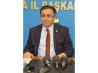 """AK Parti'li Ünal: """"Bir direksiyonda iki şoför olmaz"""""""
