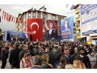Karacasu'da temel atan Başkan Çerçioğlu müjdeyi verdi
