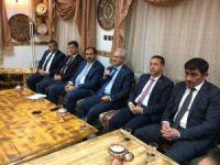 Başkan Başsoy İl Milli Eğitim Müdürlüğü personeliyle bir araya geldi