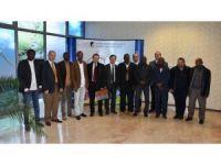 Nijerli uzmanlara yenilenebilir enerji eğitimi