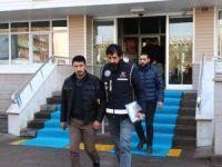 Kırıkkale'de silah satıcılarına suçüstü