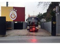 Galatasaray, TT Arena'ya hareket etti