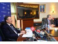 Ankara Fuar Alanı Olağanüstü Genel Kurulu