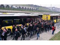 Beşiktaş taraftarı TT Arena'da