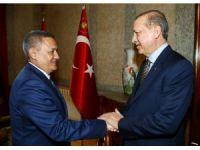 Cumhurbaşkanı Erdoğan, Özbekistan Başbakan Yardımcısı Azimov'u kabul etti