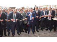 Aksaray'da 4'üncü tarım fuarı 15 Temmuz şehitlerine ithafen açıldı