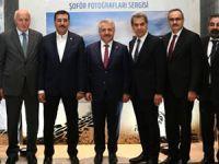Çetin Nuhoğlu tekrar Uluslararası Nakliyeciler Derneği Başkanı seçildi